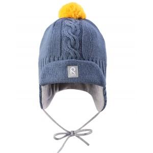 Шерстянная шапочка с балабоном Reima ERNO